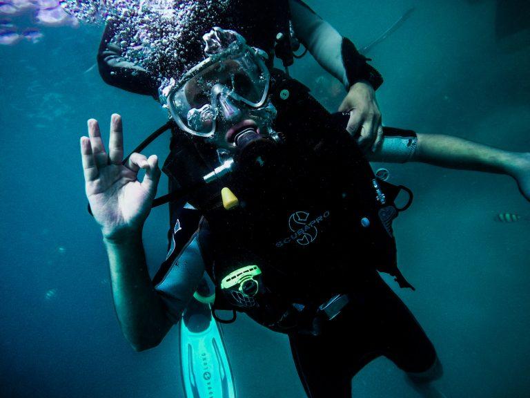 why scuba marketing